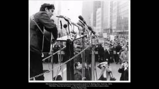 Phil ochs small circle of friends lyrics