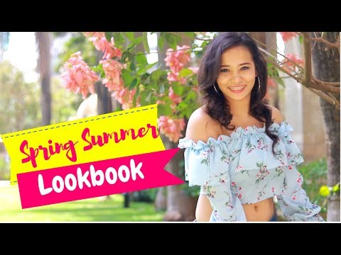 6 STYLES YOU HAVE TO TRY THIS SUMMER II SUMMER LOOKBOOK 2018