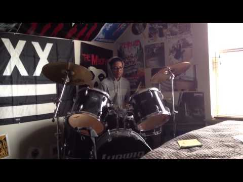 Chemicals - Tigers Jaw(Drum Cover)