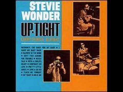 Stevie Wonder - Nothings Too Good