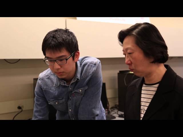 Meet the faculty: Yi Lu Murphey