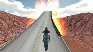 Extreme Bike Stunt Racing Game - Android Gameplay HD - Sports Bikes Games For Kids