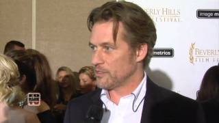 James Tupper Interview at Beverly Hills Film Festival 2012