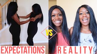 EXPECTATIONS vs REALITY Twin Sisters