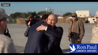 Russia's Pulling Out Of Syria...Why Can't We?