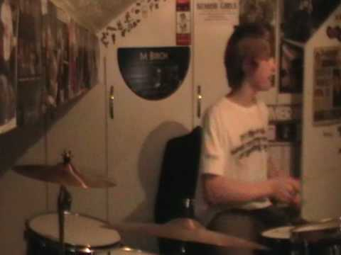 RHCP Red Hot Chili Peppers - Dani California Drum Cover By Romney