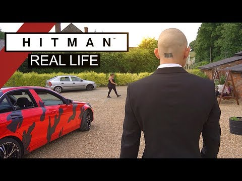 HITMAN Real Life - High Profile Target | TrueMOBSTER