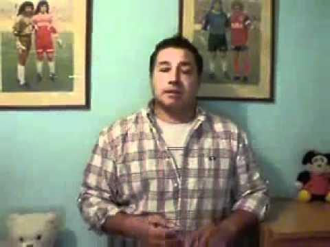 Juan Carlos Maciel desde Argentina - Deportes Qundio 60 Años.wmv
