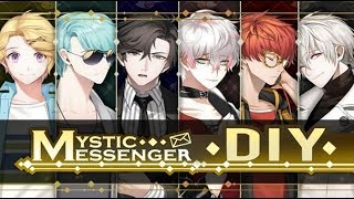 Mystic Messenger DIY