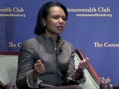Mexico Drug Violence Becoming America's Concern, Says Rice