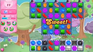 Candy Crush Saga Level 3410 NO BOOSTERS