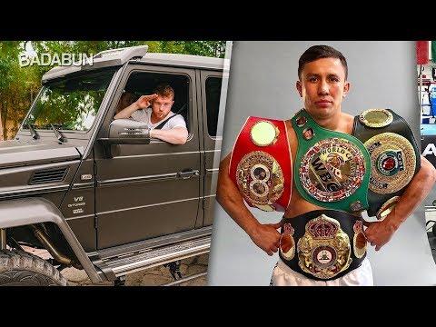 Mira cuánto ganó Canelo y Golovkin por la pelea