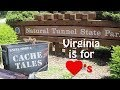 Virginia is for Lovers - Natural Tunnel State Park