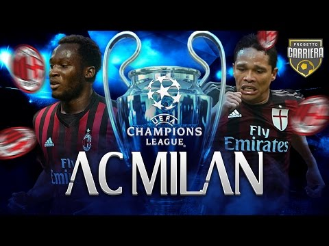 AVANTI IN CHAMPIONS LEAGUE! | PROGETTO CARRIERA MILAN EP.4 | FIFA 16 [ITA]