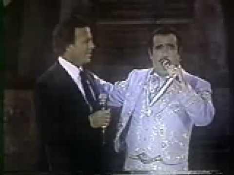 Vicente Fernandez&Julio Iglesias en vivo