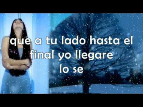 Jaci Velasquez - Llegar A Ti (letra) video