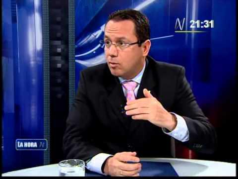 Entrevista Al Embajador De Venezuela En Per�, Alexander Y�nez - La Hora N (1/2)