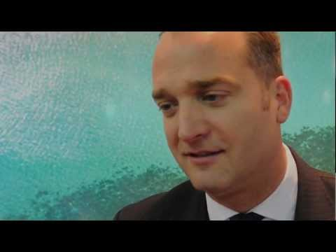 Alex Incorvaja, UK & Ireland director, Malta Tourism Authority @ WTM 2012