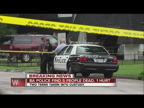 5 people stabbed to death at Broken Arrow home; 2 teen relatives arrested
