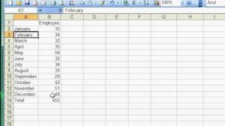 Microsoft Excel Tutorials