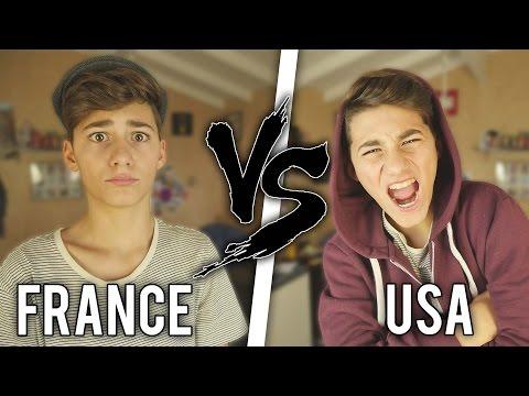 USA VS FRANCE