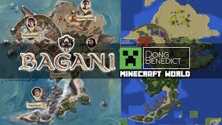 Video #01 BAGANI World (Sansinukob) in Minecraft