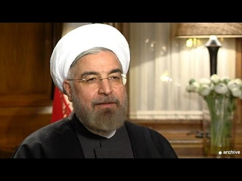 Iran: Rouhani says nuclear deal shows enrichment is 'not a threat to anyone'