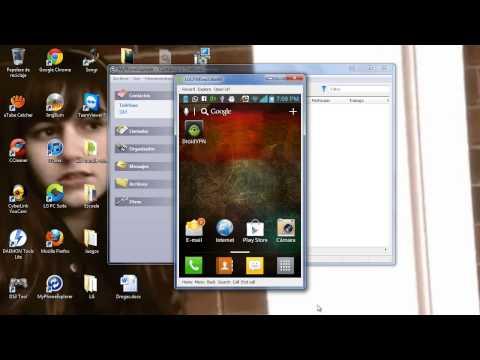Como controlar telefono android desde la PC 2013 No Root