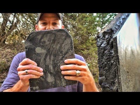 Самодельная бронепластина, которая смогла! | Разрушительное ранчо | Перевод Zёбры