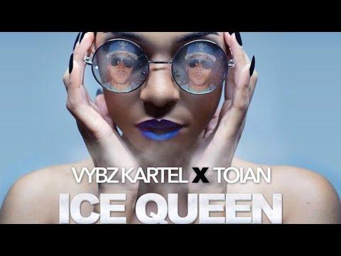 Vybz Kartel Ft. Toian - Ice Queen - September 2014 video