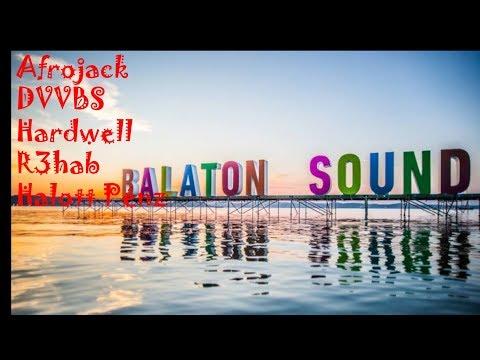 Balaton Sound 2015 - Afrojack, DVVBS, Hardwell, R3hab, Halott Pénz
