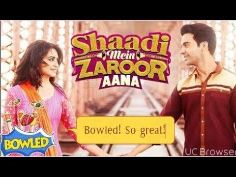Shaadi Mein zaroor Aana Full HD movie 2017 download 720p #1