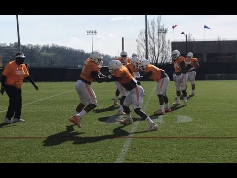 Tennessee Football Spring Practice #7