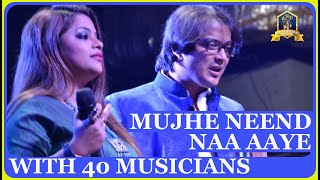 download lagu 90's Melodies Ka Nasha - Mujhe Neend Na Aaye gratis
