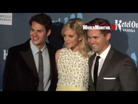 Georgia King, Rumer Willis, Jayson Blair arrive at 24th Annual GLAAD Media Awards