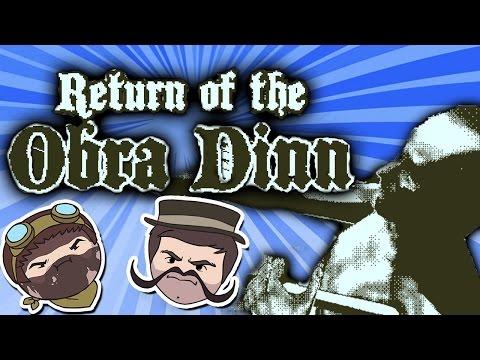 Return of the Obra Dinn - Steam Train
