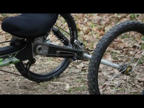 Quad QX 4 One Test @ www.bike-tv.cc