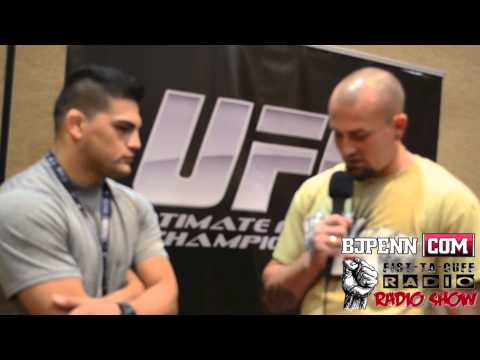 Exclusive Kelvin Gastelum Talks TUF and UFC Career
