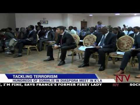 Tackling Terrorism: Hundreds of Diaspora Somalis meet in Kampala