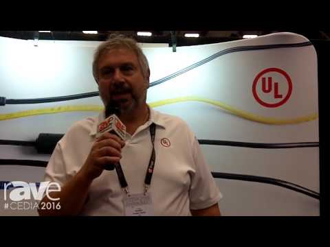 CEDIA 2016: UL Talks About Cable Performance Testing Services