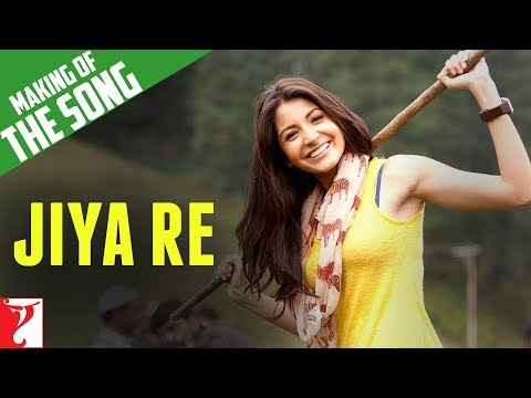 Making Of The Song - Jiya Re | Jab Tak Hai Jaan | Shah Rukh Khan | Anushka Sharma