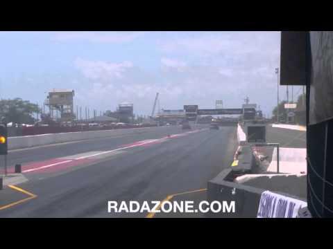 Mustang vs GTR Salinas Speedway PR 2015