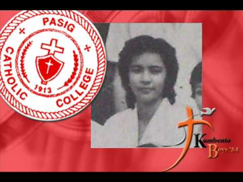 Pasig Catholic College Kb'84 Tribute To Teachers video
