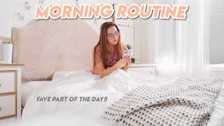 my weekend morning routine :)))