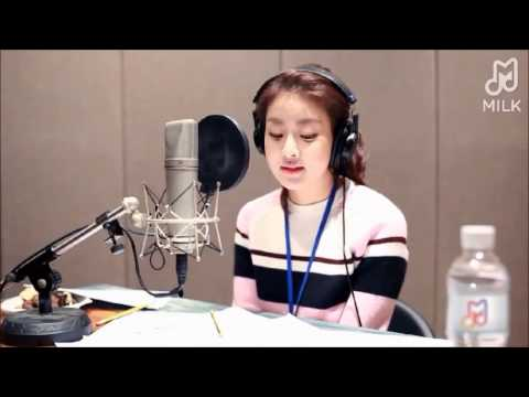 kang sora milk music radio 1st station1 강소라 라디오