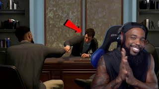 Negotiating My First Sneaker Deal with NIKE! NBA 2K20 MyCareer Ep 20
