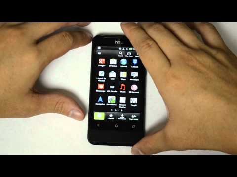 CricketUsers.com - The HTC One V on Cricket Wireless - Unboxing and First Look