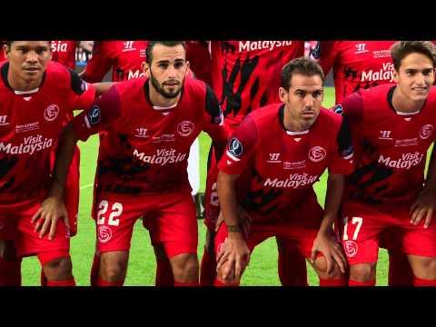 Unai Emery: Haben unser Bestes gegeben | Real Madrid - FC Sevilla 2:0 | UEFA Supercup