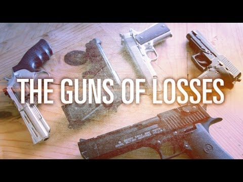 The Guns of 'LOSSES'