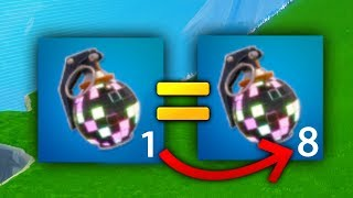 How to DUPLICATE ITEMS??..CRAZY BUG.. | Fortnite Funny and Best Moments Ep.2